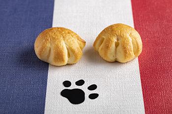 猫パンチ クリームパン